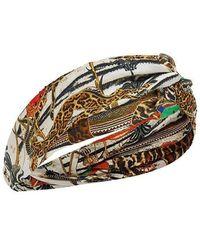 Camilla 3621 Twist Headband In - White