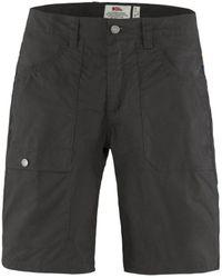 Fjallraven Fjallraven Vardag Lite Shorts Dark - Grey