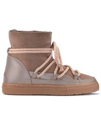 Inuikii Trainer Classic Taupe Boots - Brown