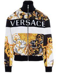 Versace Men's A87488a236132a7027 Multicolour Polyamide Sweatshirt