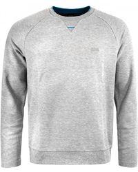 BOSS Green - Sless Sweatshirt - Lyst