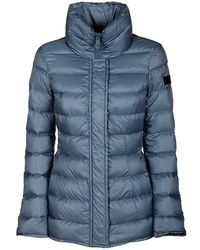 Peuterey Coats - Blue