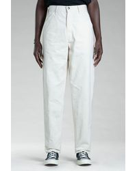 Stan Ray 80s Painter Pant - Natural Drill - White