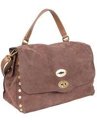 Zanellato - Shoulder Bag In Brown - Lyst