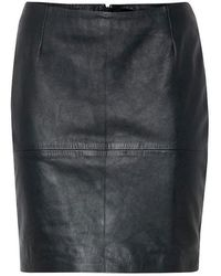 Ichi Ihdarina Skirt , Colour:blk - Black