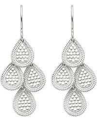 Anna Beck Chandelier Earring - Metallic