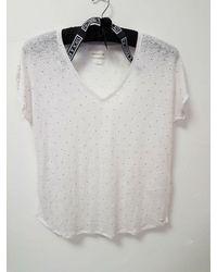 Harris Wilson Cumulus T Shirt - Blanc - White