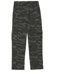 Rails Cargo Trousers - Black