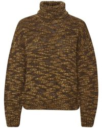 Part Two Elanur Chocolate Knit - Brown