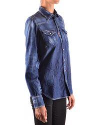 DSquared² Shirts - Blue