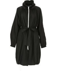 Givenchy Polyester Outerwear Jacket - Black