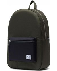 Herschel Supply Co. - Supply Co Settlement Backpack Forest Night / Black - Lyst