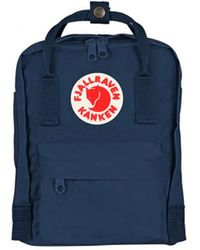 bfd8e7a8f9a Fjallraven - Kanken Original Mini 7l Backpack - 23561-540-royal Blue - Lyst