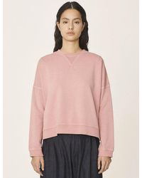 YMC Almost Grown Sweat In - Pink
