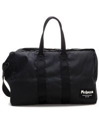 Alexander McQueen Other Materials Briefcase - Black