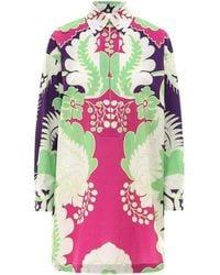 Valentino Cotton Dress - Pink