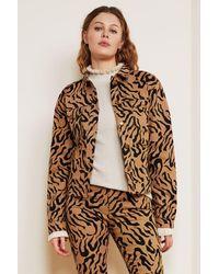 FABIENNE CHAPOT Cyprus Jacket Toffee - Brown