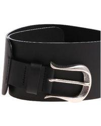 Pinko - Belt In Black - Lyst