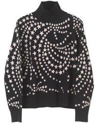By Malene Birger Beesia Open Back Sweater - Black