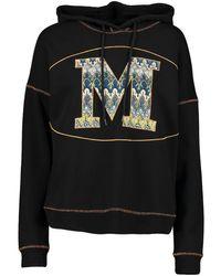 Missoni Crew Neck Sweatshirt - Black