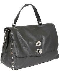 Zanellato - Sara Battaglia Clutch Bag In Black - Lyst