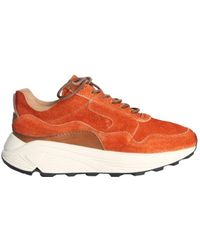 Buttero Vinci Running Sneakers - Orange