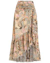 Ulla Johnson Cotton Skirt - Natural