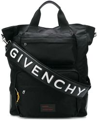 Givenchy Men's Bk501lk0c8001 Black Polyamide Travel Bag