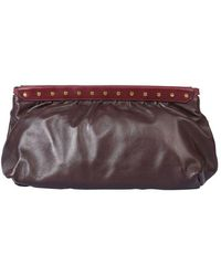 "Isabel Marant ""luz"" Pouch - Red"