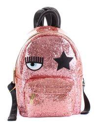 Chiara Ferragni Zaino Eye Star - Pink