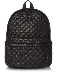 MZ Wallace City Backpack - Black