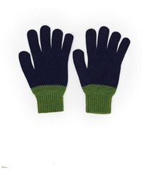 Paul Smith - Cable Knit Gloves - Lyst