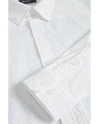 Matíníque Textured Shirt - White