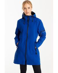 Ilse Jacobsen Rain07 Raincoat - Blue