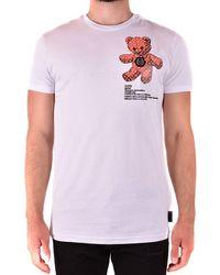 Philipp Plein T-shirts - White