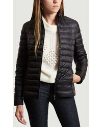 J.O.T.T - Cha Padded Jacket Black Just Over The Top - Lyst
