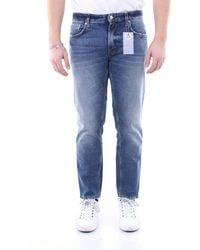 Department 5 Departt 5 Jeans Skinny - Blue