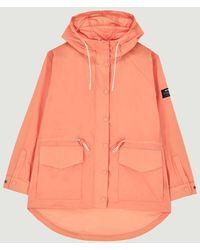 Ecoalf Mokai Jacket Peach - Orange