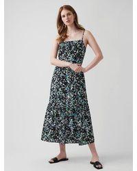 Great Plains Summer Meadow Dress In Fresh - Green
