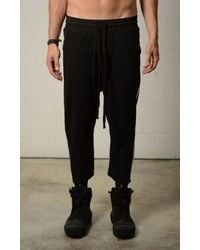 Thom Krom Ss20 M St 180 Mens Trouser - Black
