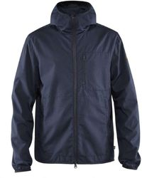 Fjallraven Fjallraven High Coast Shade Jacket Dusk - Blue