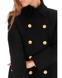 Department 5 Peacoat Streep - Black
