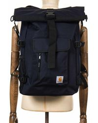 Carhartt Wip Philis 22l Backpack - Dark Navy Size: One Size, Colour: D - Blue