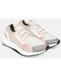 adidas By Stella McCartney Pearl Rose Ultraboost 20 Sneakers - White