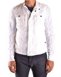 CoSTUME NATIONAL Jacket - White