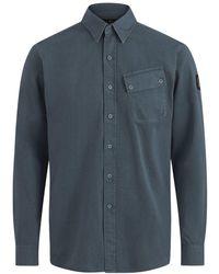 Belstaff Pitch Shirt - Blue