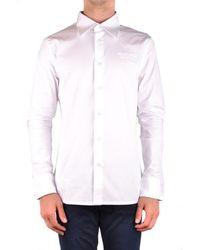 Dirk Bikkembergs Shirt In - White