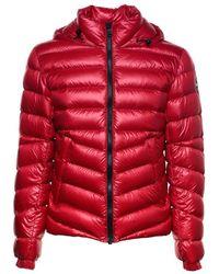 Colmar Coats - Red