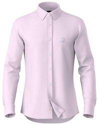 BOSS by Hugo Boss Boss Mabsoot_1 Shirt , Colour:dark Pink