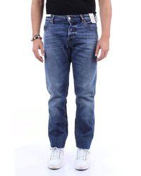 PT Torino Jeans Regular Men Dark Jeans - Blue